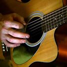 Guitar by annalisa bianchetti