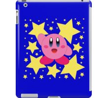 Kirby in the stars iPad Case/Skin