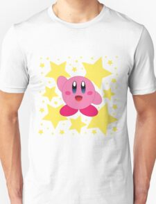 Kirby in the stars T-Shirt