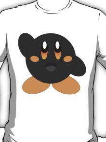 Carbon Kirby - Orange Eyes T-Shirt
