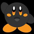 Carbon Kirby - Orange Eyes by MusicandWriting
