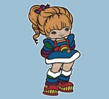 Rainbow Brite [ iPad / iPhone / iPod case, Tshirt & Print ] Baby Tee