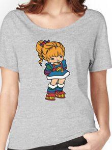 Rainbow Brite [ iPad / iPhone / iPod case, Tshirt & Print ] Women's Relaxed Fit T-Shirt