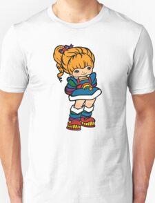 Rainbow Brite [ iPad / iPhone / iPod case, Tshirt & Print ] Unisex T-Shirt