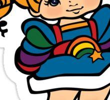 Rainbow Brite [ iPad / iPhone / iPod case, Tshirt & Print ] Sticker