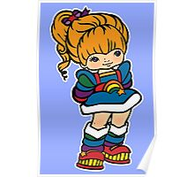 Rainbow Brite [ iPad / iPhone / iPod case, Tshirt & Print ] Poster