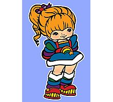 Rainbow Brite [ iPad / iPhone / iPod case, Tshirt & Print ] Photographic Print