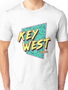 Key West Florida Retro Unisex T-Shirt