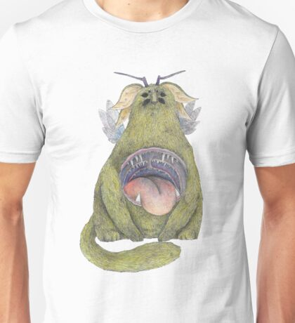 Big Boy, Mossy Friend Unisex T-Shirt