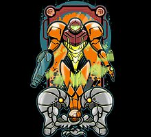 Samus by BCArtDesign