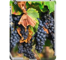 Ripe Grapes iPad Case/Skin