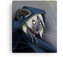 Draenei beauty Canvas Print