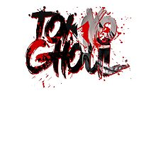 TOKYO GHOUL - BLOOD STAINED LEGACY Photographic Print