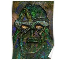Swamp Thing Green Poster
