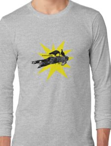 The Clash Give 'em Enough Rope Long Sleeve T-Shirt