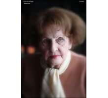 I do love you My Mother . by Andrzej Goszcz. Photographic Print