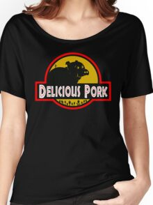 Delicious Pork Women's Relaxed Fit T-Shirt