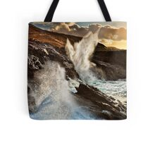 The Blow Hole Tote Bag