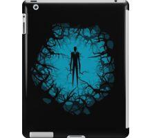 SlenderMan! iPad Case/Skin