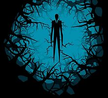 SlenderMan! by BenTim