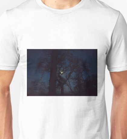 Treetop Moon Unisex T-Shirt