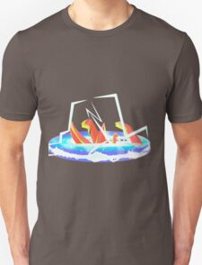 The monster beneath the sea T-Shirt
