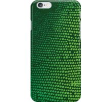 Lizard scales iPhone Case/Skin