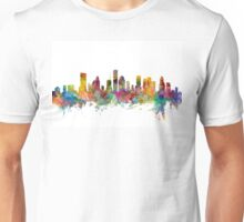 Houston Texas Skyline Unisex T-Shirt