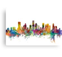 Houston Texas Skyline Canvas Print