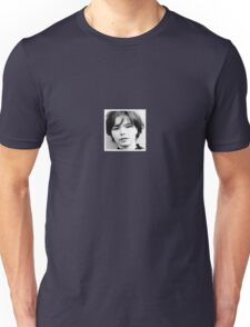 Young Björk Square Unisex T-Shirt