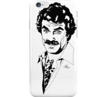 Magnum P.I. - Tom Selleck iPhone Case/Skin