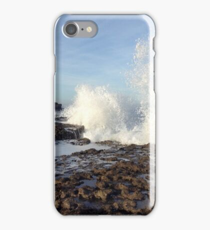 Spray day iPhone Case/Skin
