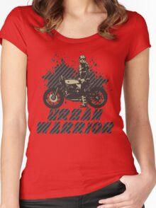 Urban Warrior Women's Fitted Scoop T-Shirt