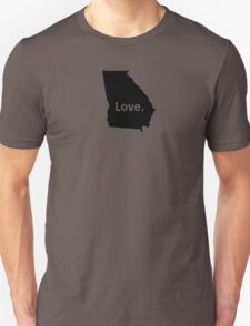 Georgia Love Unisex T-Shirt
