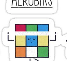 Aerubiks Sticker