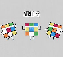Aerubiks by Teo Zirinis