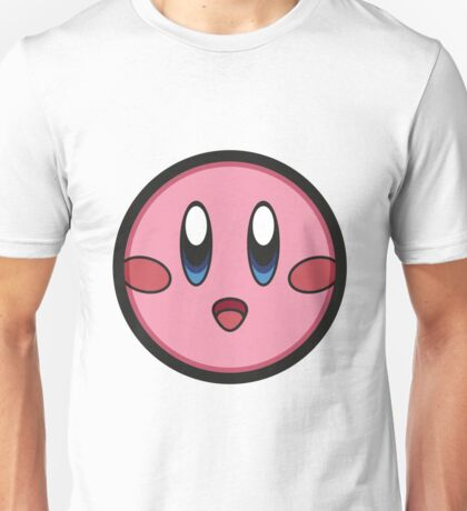 Kirby Graphic Icon Unisex T-Shirt