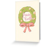 Good Will To Men Greeting Card