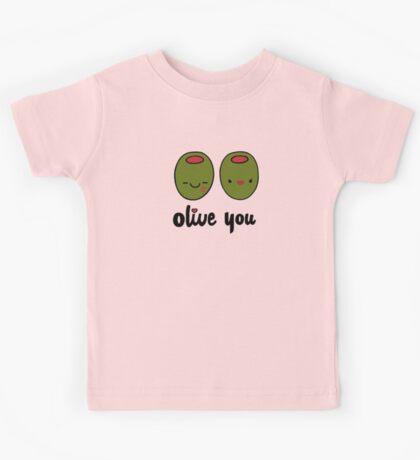 Olive You  Kids Tee