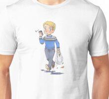 John Watson Running Errands Unisex T-Shirt