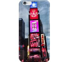 Times Square North H iPhone Case/Skin