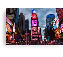 Times Square North H Canvas Print