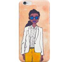 watercolor 11 iPhone Case/Skin