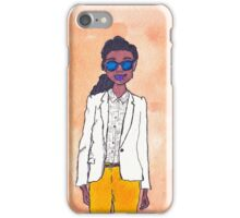 watercolor 11 iPhone Case/Skin