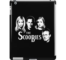 The Scoobies  iPad Case/Skin