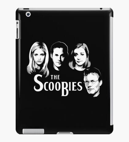 The Scoobies  iPad Case/Skin
