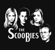 The Scoobies  Kids Tee