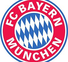 Bayern Munich football club  by spiceboy