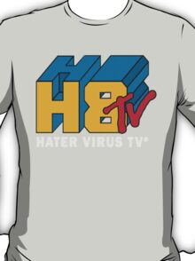 H8 TV Logo. T-Shirt