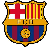 Barcelona football club  by spiceboy